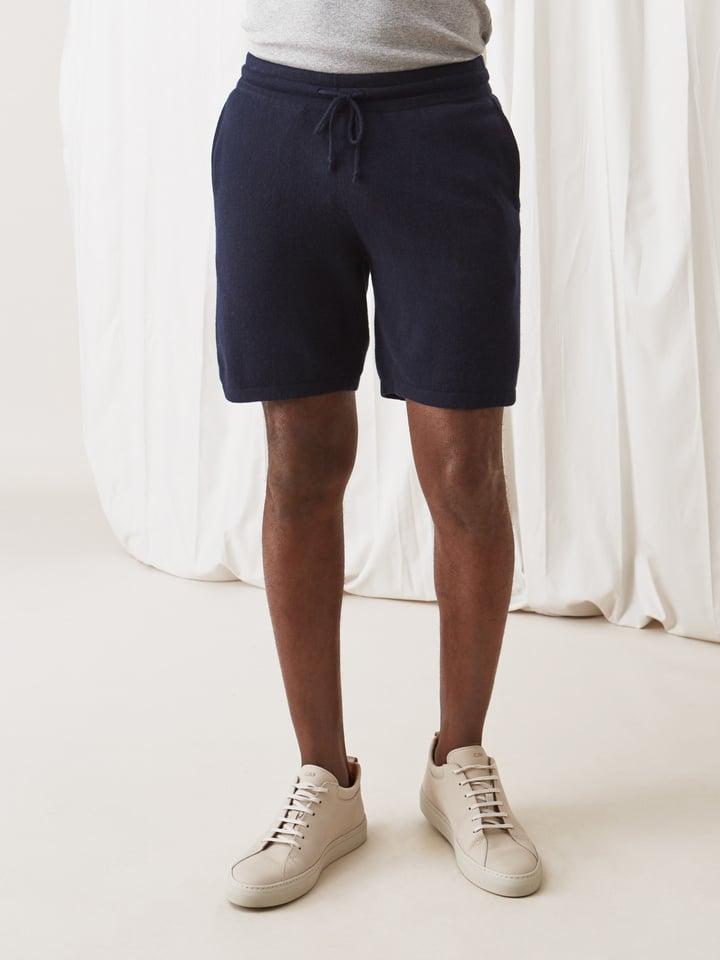 Soft Goat Men's Shorts Navy
