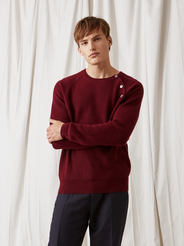 Product thumbnail of Men's Sweater with Buttons