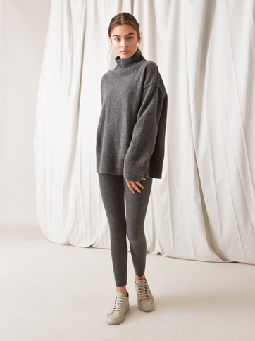 Product thumbnail of Boyfriend Turtle Neck Sweater