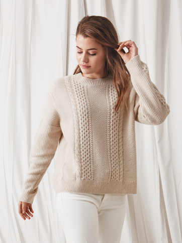 Product thumbnail of Chunky Cable Knit