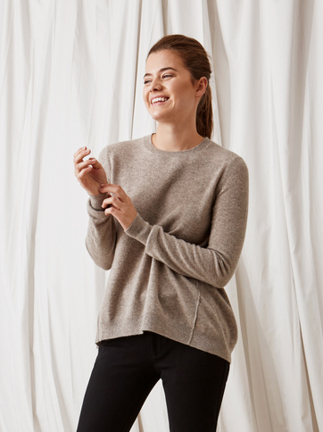 Product thumbnail of Curved Sweater