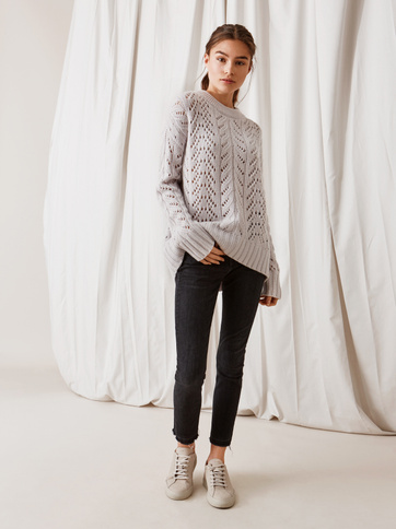 Product thumbnail of Eyelet Sweater