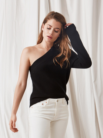Product thumbnail of Women's One Shoulder Sweater