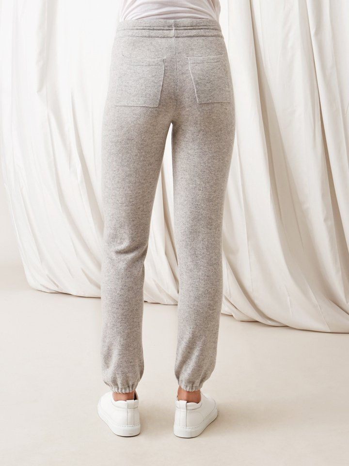 Soft Goat Women's Pants Light Grey