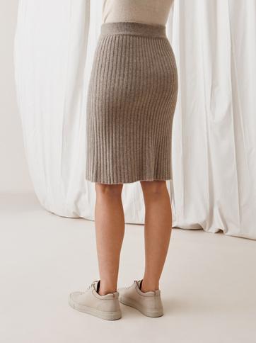 Product thumbnail of Ribbed Skirt