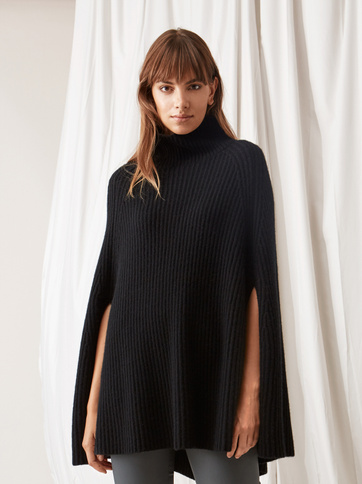 Product thumbnail of Turtle Neck Cape