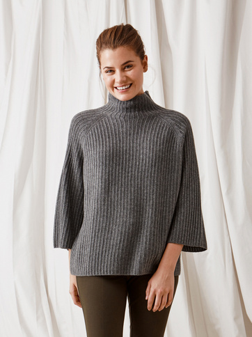 Product thumbnail of Turtle Neck Poncho