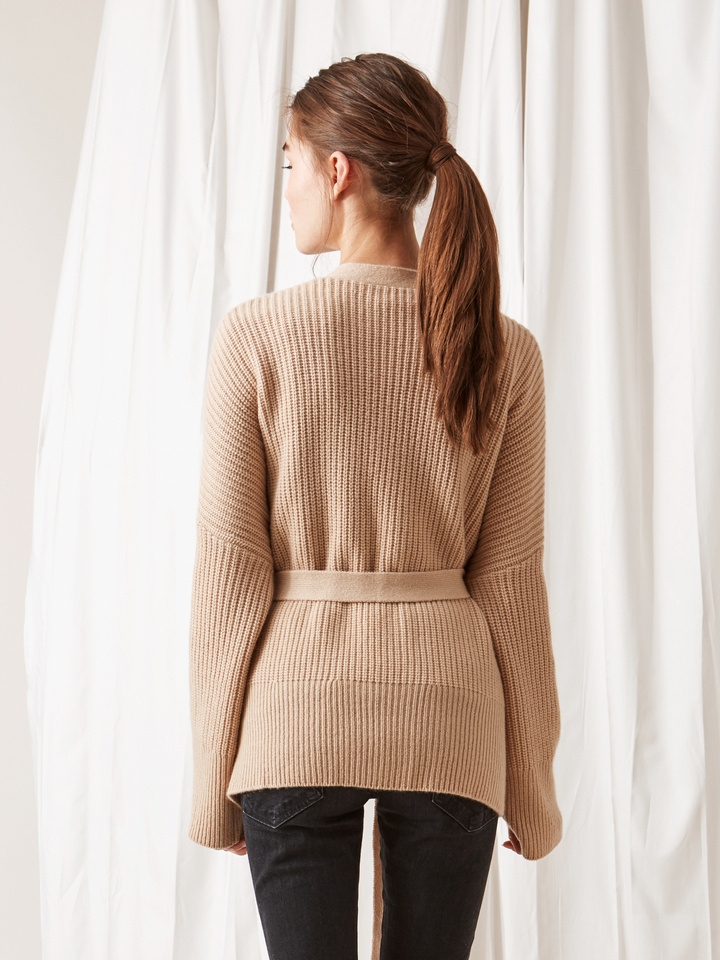 Thumbnail Women's Wrap Cardigan