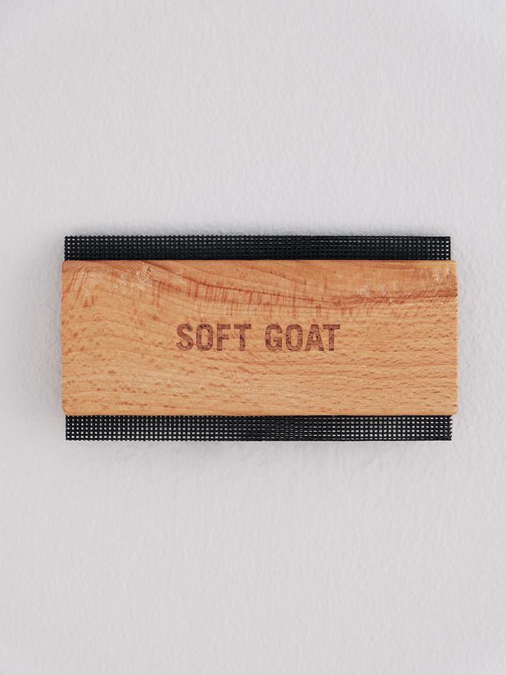 Soft Goat Wool Comb Wool Comb