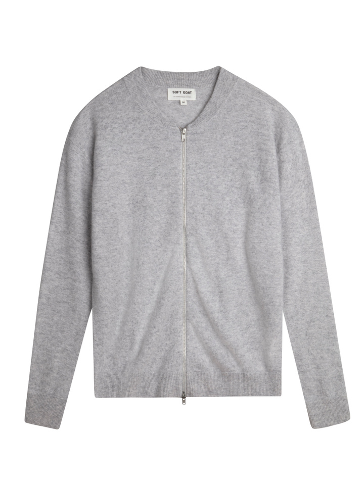 Thumbnail Bomber Sweater