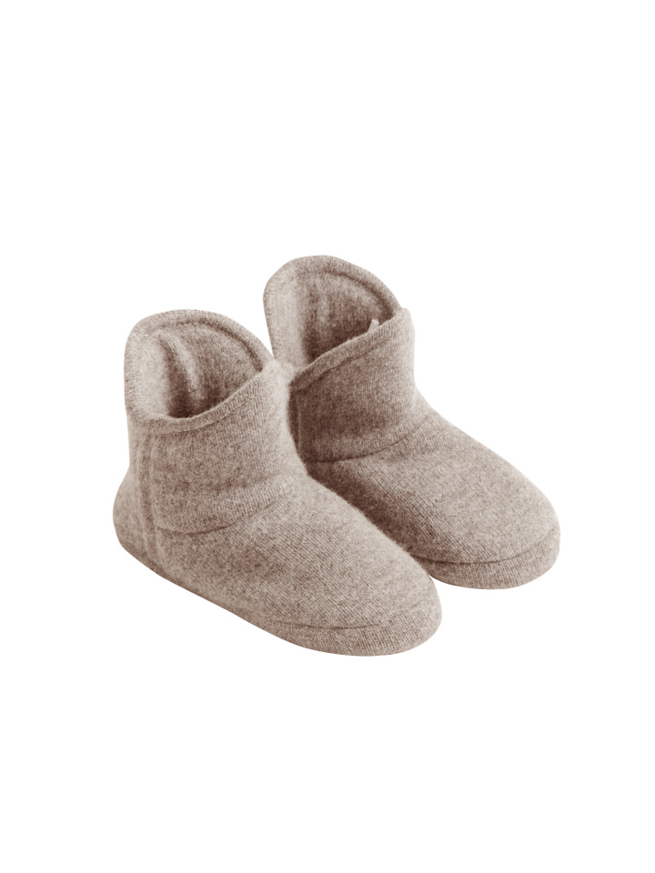 Thumbnail Cashmere Bootie Light Taupe