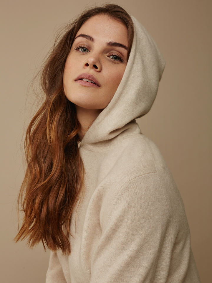 Thumbnail Hoodie Without Zipper