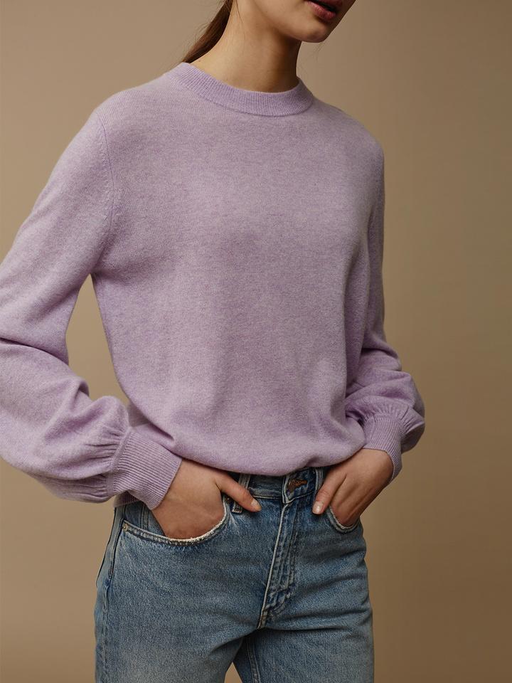 Thumbnail Women's Balloon Arm Sweater