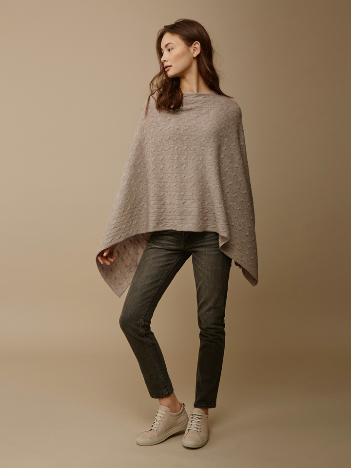"""<span class=""""js-statics"""" title=""""Missing static search site_product_thumbnail"""">site_product_thumbnail</span> Women's Cable Knit Poncho"""
