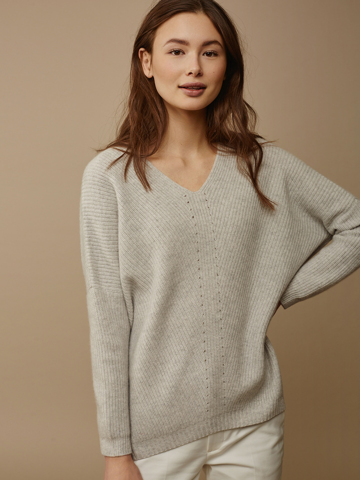 "<span class=""js-statics"" title=""Missing static search site_product_thumbnail"">site_product_thumbnail</span> Women's Chunky V-neck Sweater"